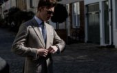 Made to Measure Tweed Blazer