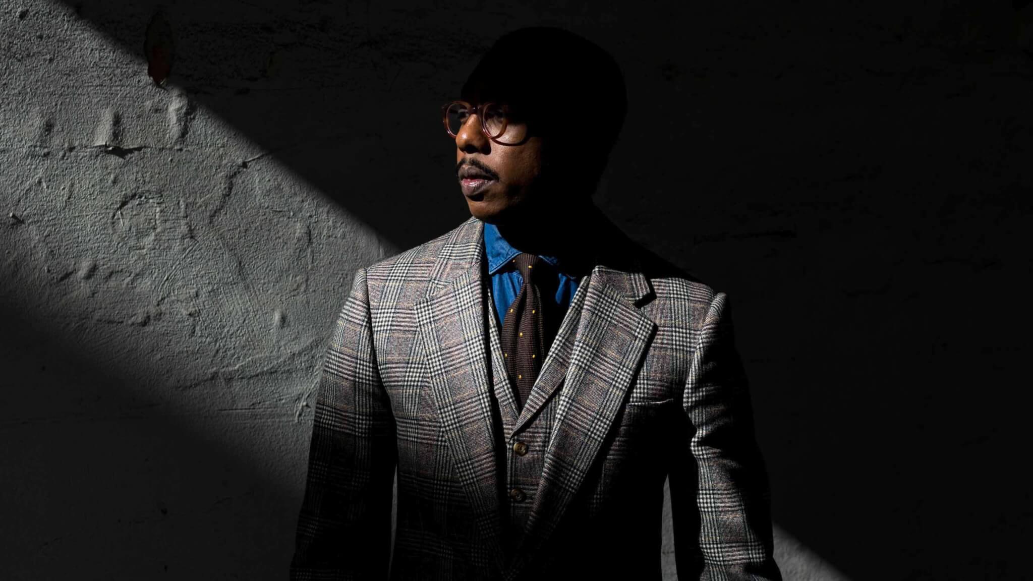 Custom Tweed Suit
