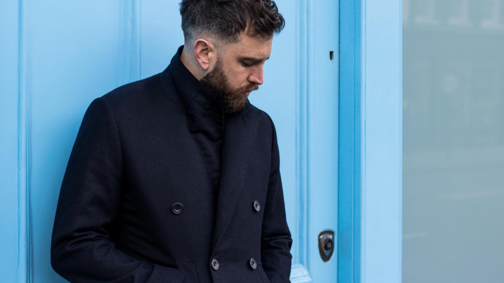 Custom Tailored Overcoat