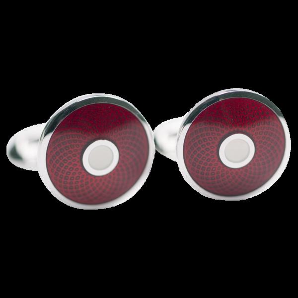 guilloche-cufflinks-red