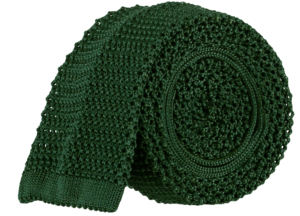 silk-knitted-tie-bottle-green