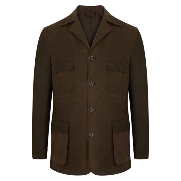 green-wax-safari-jacket