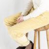Cream Cord Trousers