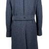Prussian Blue Great Coat Back