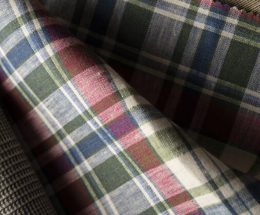 madras-cloth-journal