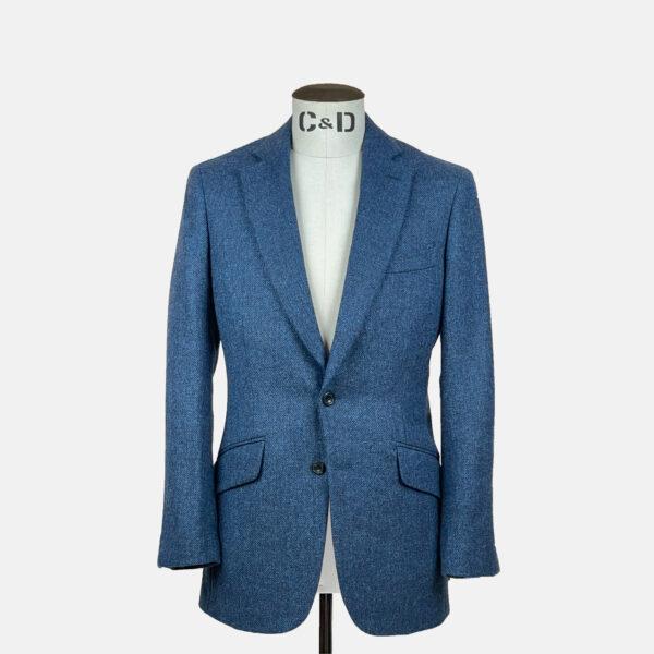 Delft Blue Tweed